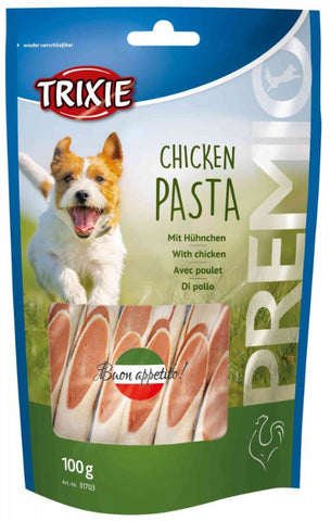 Trixie Premio Chicken Pasta Dog Treats Trixie