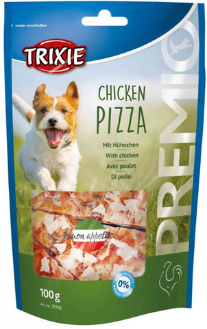 Trixie Premio Chicken Pizza Dog Treats Trixie