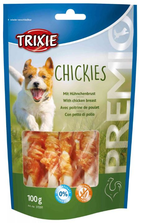Trixie Premio Chickies Dog Treats Trixie