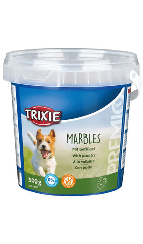 Trixie Premio Poultry Marbles Dog Treats Trixie