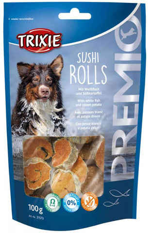 Trixie Premio Sushi Rolls Dog Treats Trixie