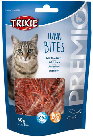 Trixie Premio Tuna Bites Cat Treats Trixie