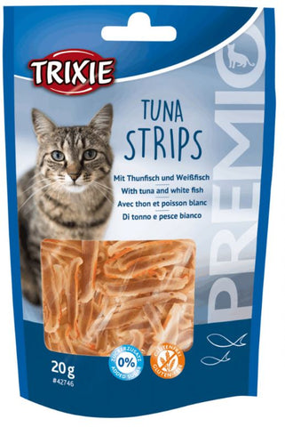 Trixie Premio Tuna Strips Cat Treats Trixie