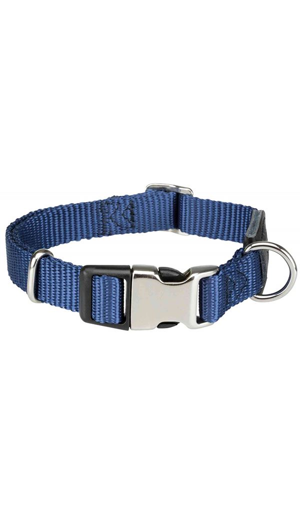 Trixie Premium Collar Dog accessories Trixie M–L: 34–52 cm/20 mm royal blue