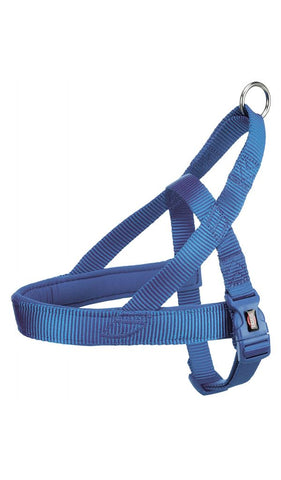 Trixie Premium Norwegian Harness Dog accessories Trixie 30–50 cm/25 mm royal blue