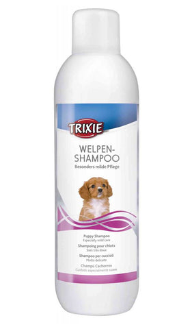 Trixie Puppy Shampoo 1L Dog accessories Trixie