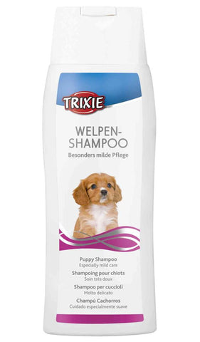 Trixie Puppy Shampoo 250ml Dog accessories Trixie