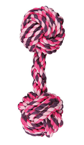 Trixie Rope Dumbbell Dog accessories Trixie