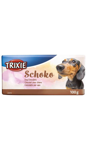 Trixie Schoko Dog Chocolate Dog Treats Trixie