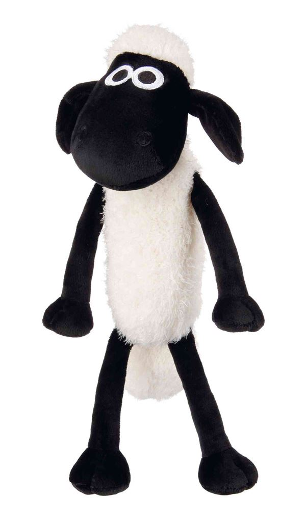 Trixie Shaun The Sheep Dog Toy 28cm Dog accessories Trixie