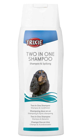 Two in One Shampoo & Conditioner 250 ml Dog accessories Trixie