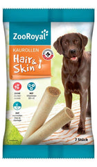 ZooRoyal Dog Snacks Chew Sticks Hair & Skin Dog Treats Zooroyal
