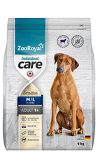 ZooRoyal Individual care - Adult Sensitive Lamb 4Kg Dry Dog Food Zooroyal