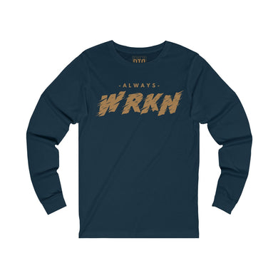 WRKN Long Sleeve Tee