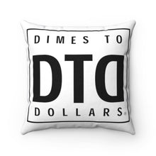 Load image into Gallery viewer, DTD Pillow