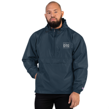 Load image into Gallery viewer, DTD Embroidered Champion Packable Jacket