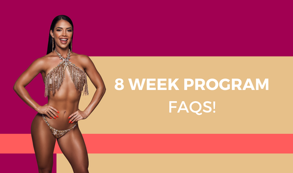 Rachel's 8 Week Program FAQs!