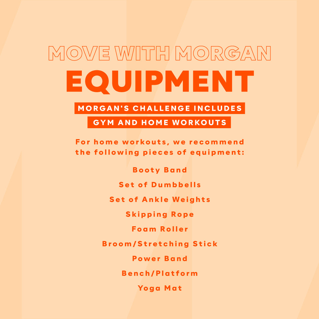 Move With Morgan Equipment