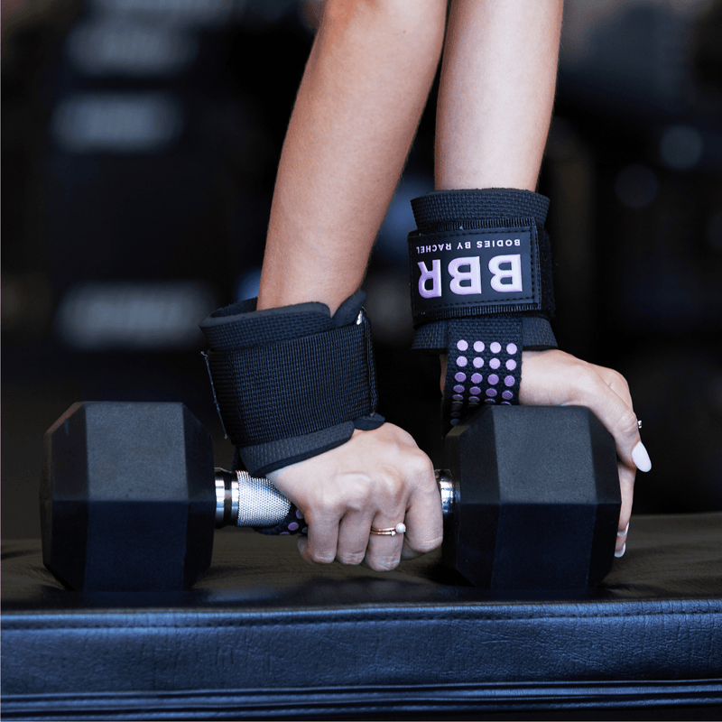 BBR Staple Lifting Straps