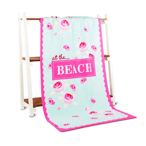 Serviette de plage - At the beach