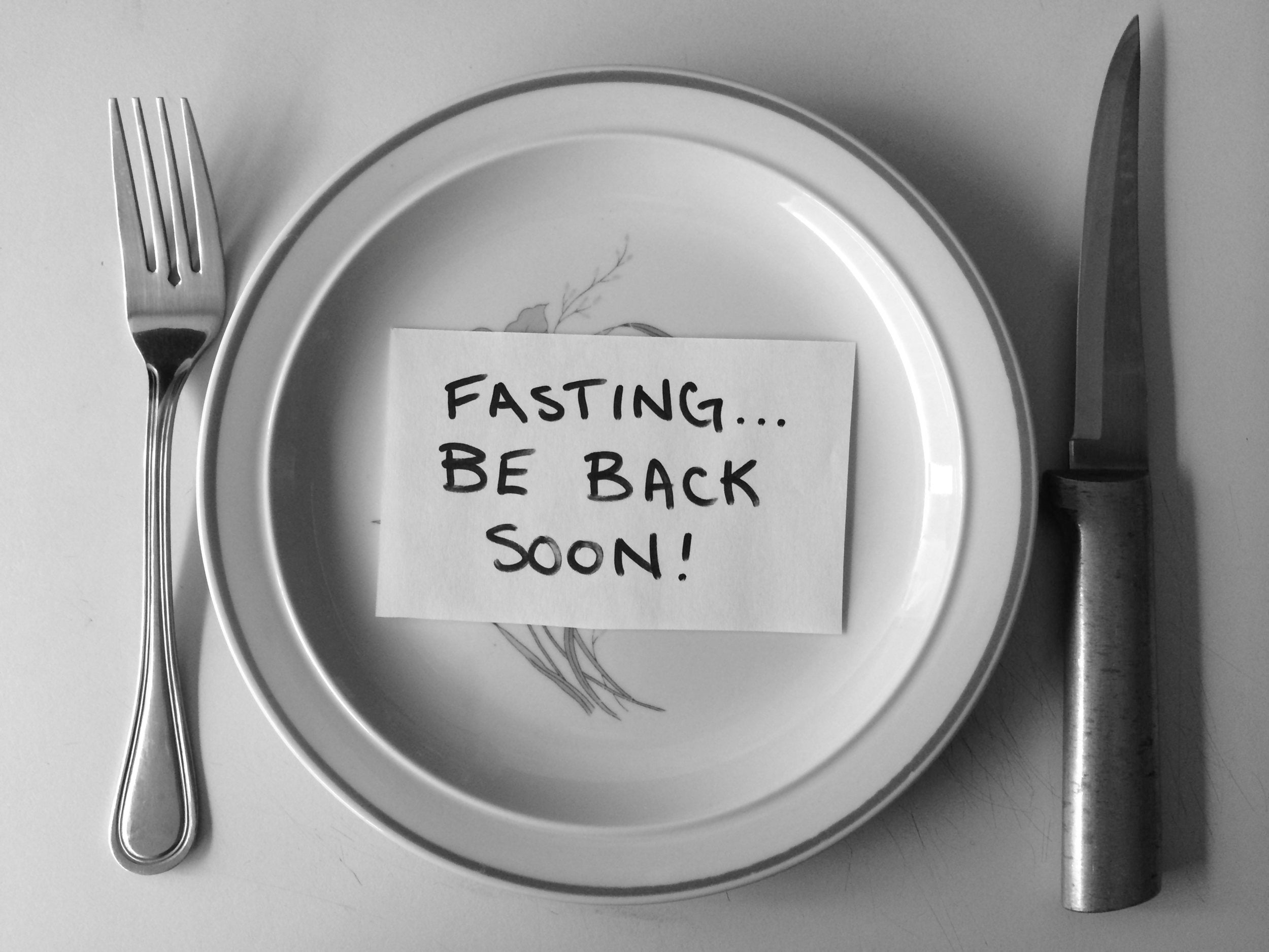 What are the benefits of fasting and how long should you do it?