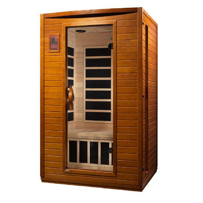 "Dynamic ""Andora"" 2-person Low EMF Far Infrared Sauna"