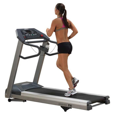 Endurance Commercial Treadmill