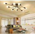 Led Ceiling Lamp Light  Home Lighting Fixture For Living Room