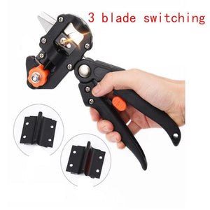 Farming Pruning Shears Vaccination Secateurs Scissor