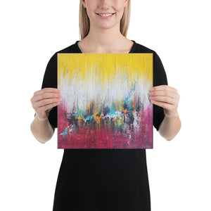 Canvas wall art Abstract painting for home decore