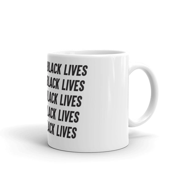 Data for Black Lives Mug