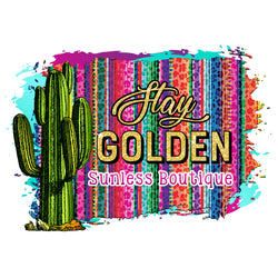 stay golden sunless boutique