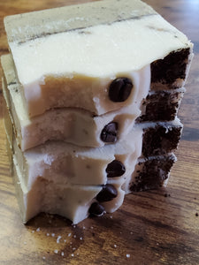 Rise & Grind Coffee Soap Bar