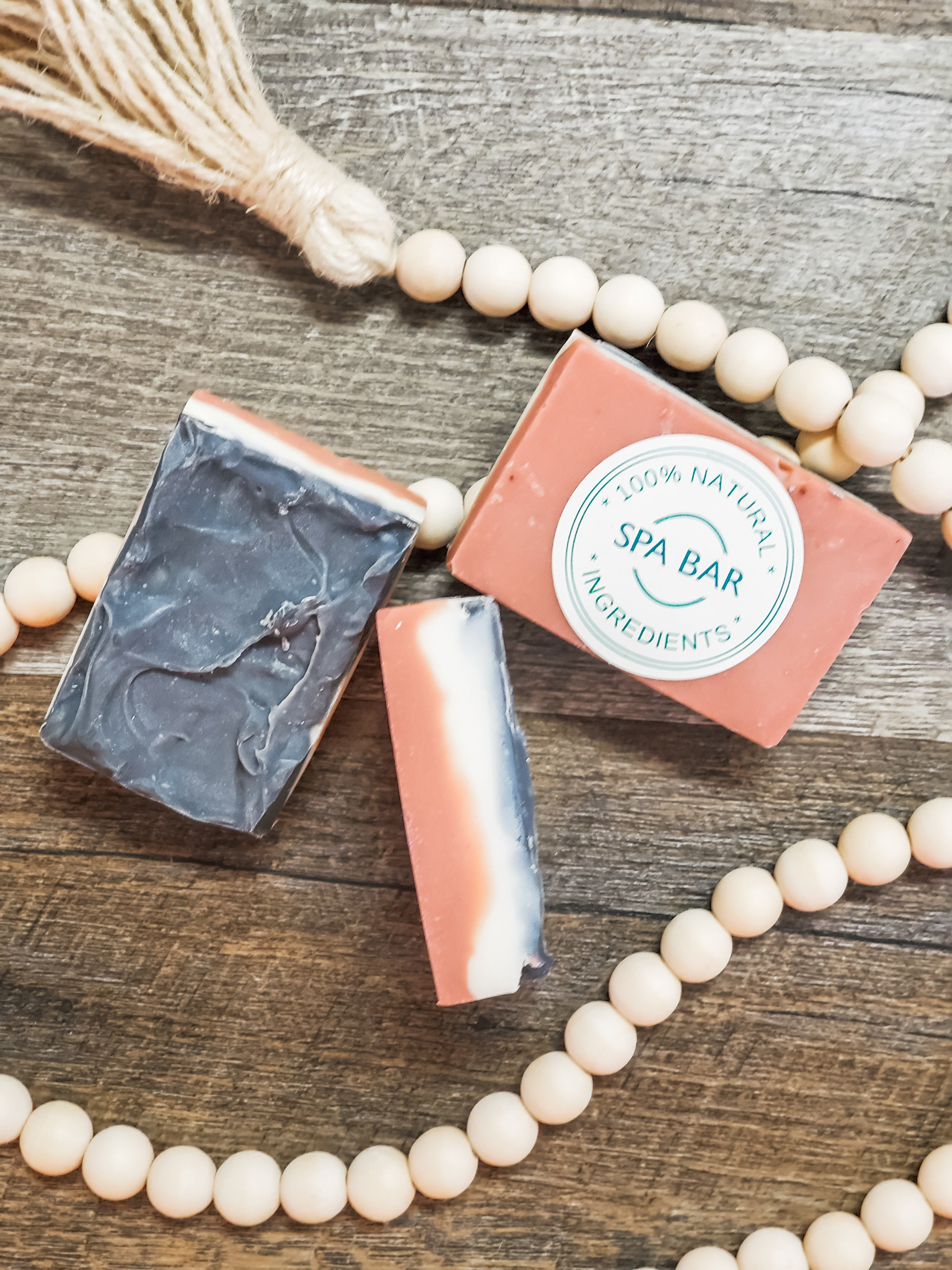 Luxury Spa Soap Bar
