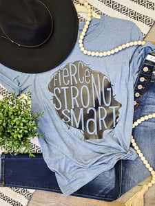 Strong Woman Tee (BD)