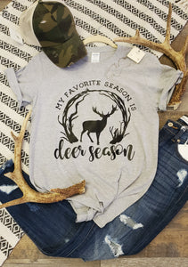 Deer Season Tee (BD)
