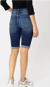Karly HighRise Bermuda Shorts (KanCan)