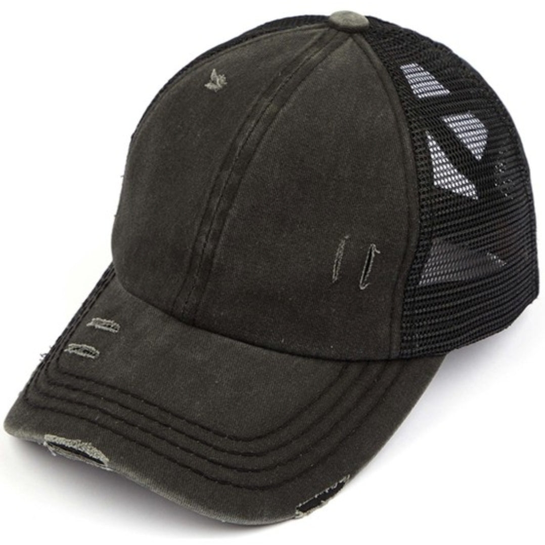 C.C. Multiple Pony Cap (multiple colors!)