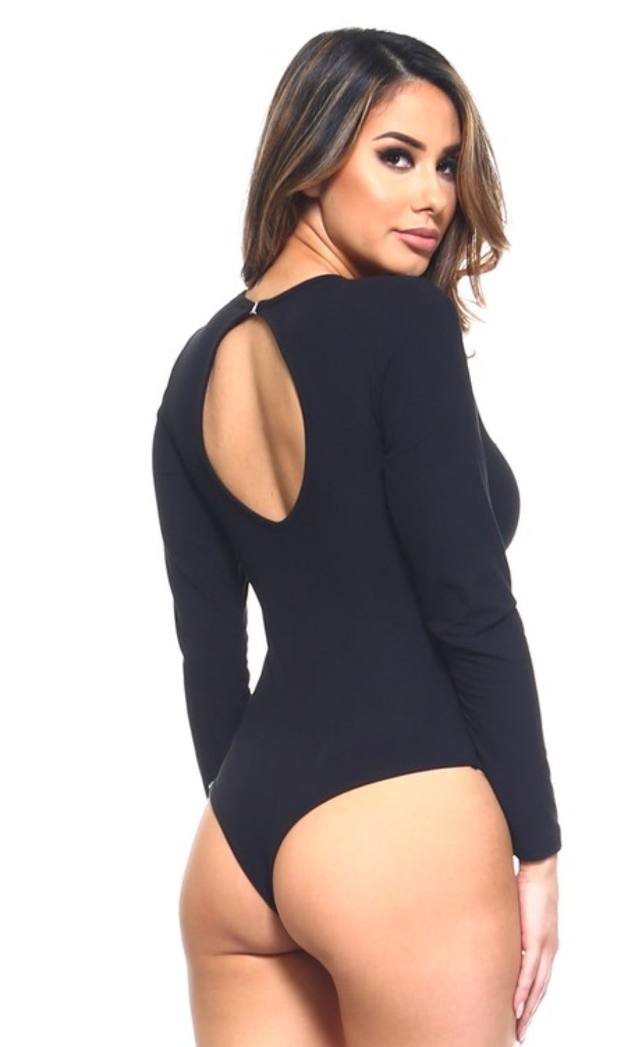 Basic BodySuit - Black