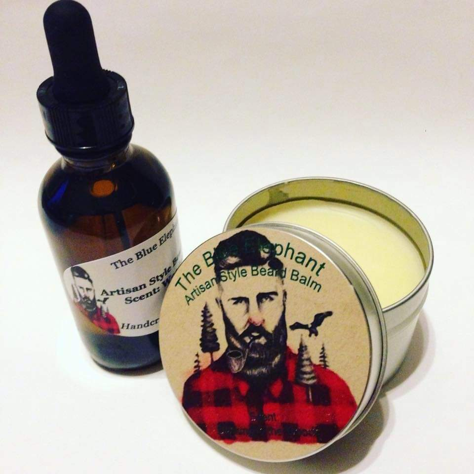 Artisan Style Beard Oil- 1 ounce