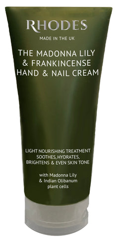 The Madonna Lily & Frankincense Hand Cream
