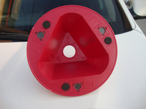 Magnetic Basic Car Top Hat
