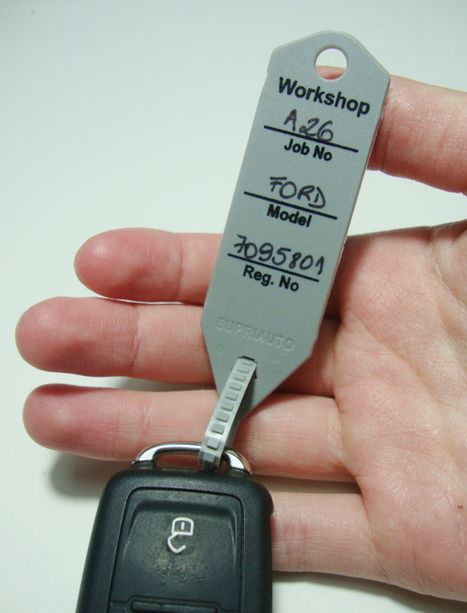 Workshop Key Tag (box of 300)