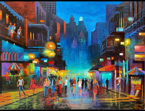 """A Night In New Orleans"" by Stan Fontaine"