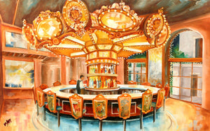 """Carousel Bar"" by Diane Millsap"