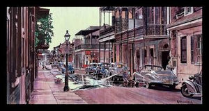 """Morning In The French Quarter"" by Keith Oelschlager"