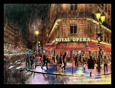 """Royal Opera"" by Keith Oelschlager"