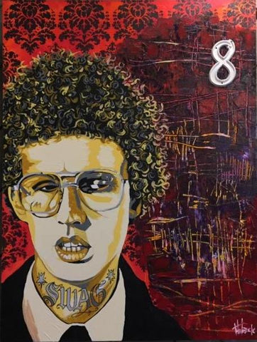 """Napoleon Dynamite"" by TJ Black"