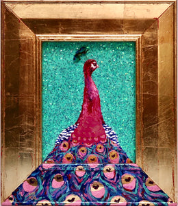 """Peacock"" by Kate Tova"