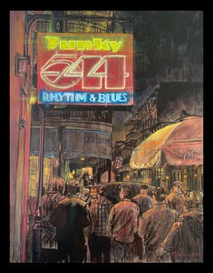 """Funky 544"" By Keith Oelschlager"